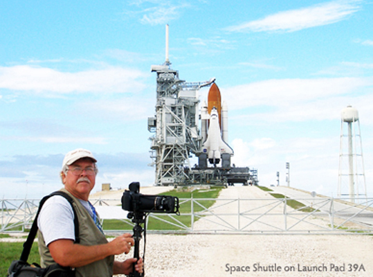 John Post & Space Shuttle
