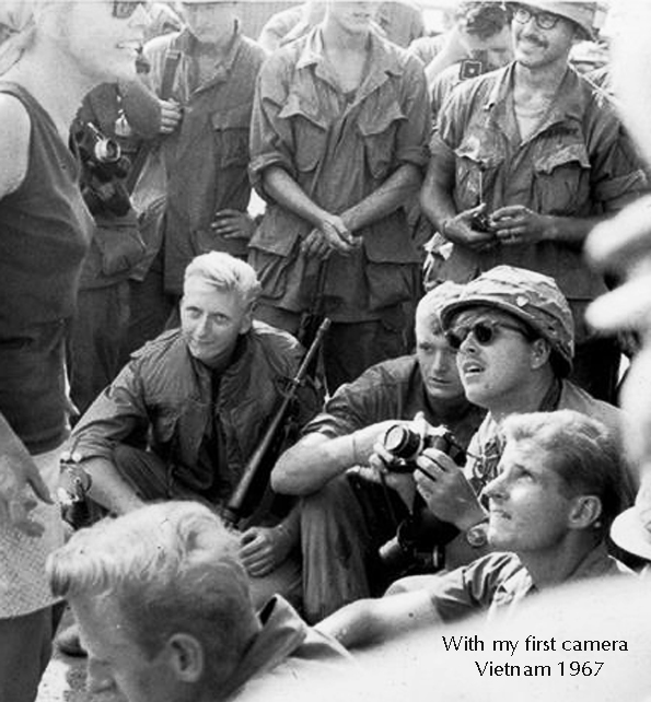 My First Camera Vietnam 1967 (c)johnpost