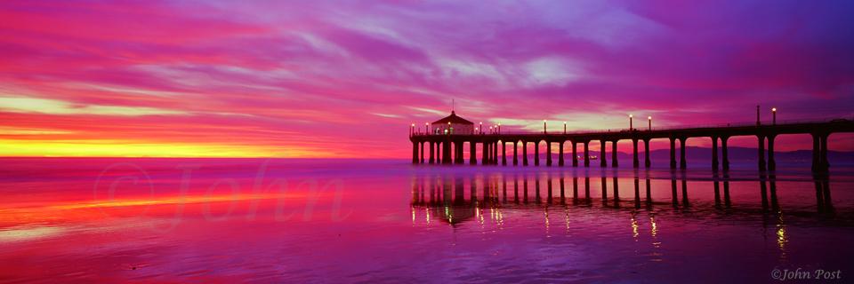 Manhattan Beach Los Angeles Photographs John Post Photography